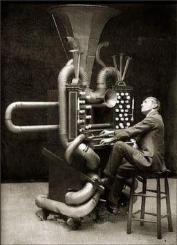 Home orquesta Ii ( 1921) F. D.